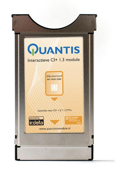Quantis INTERACTIEVE 1.3 CI+ MODULE