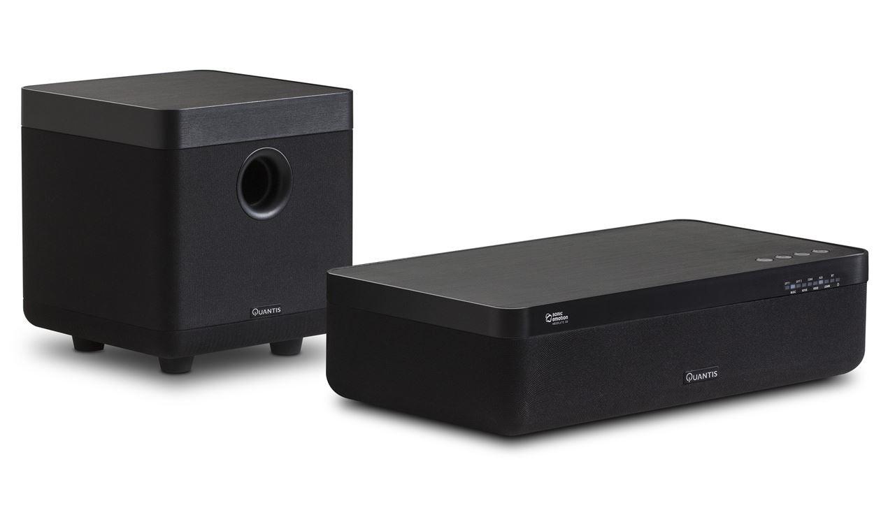 Dagaanbieding - Quantis 3D-Soundsysteem LSW-1 dagelijkse koopjes