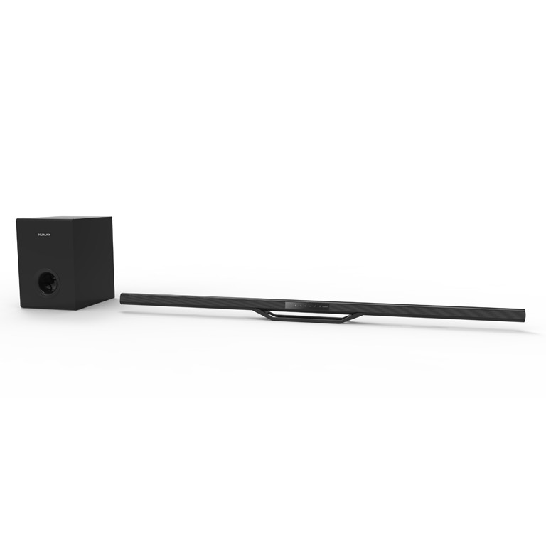 Dagaanbieding - HUMAX Soundbar STE-1000 BSW dagelijkse koopjes