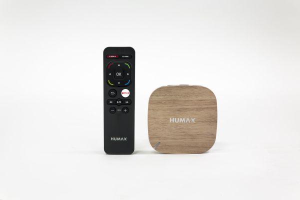 HUMAX - NETFLIX - TV BOX-  H3