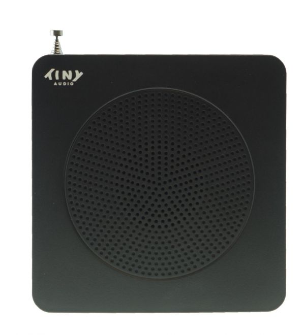 Tiny Audio Travel Portable DAB+ Radio, Black-2e Keus