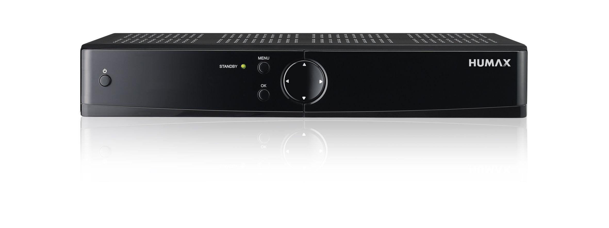 HUMAX IRHD-5300C kabelontvanger zonder harde schrijf- 2e Keus