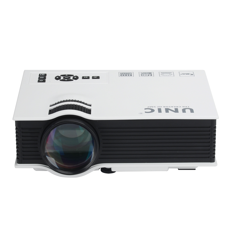 Q By KinQ LCD Portable Home HD Cinema Beamer